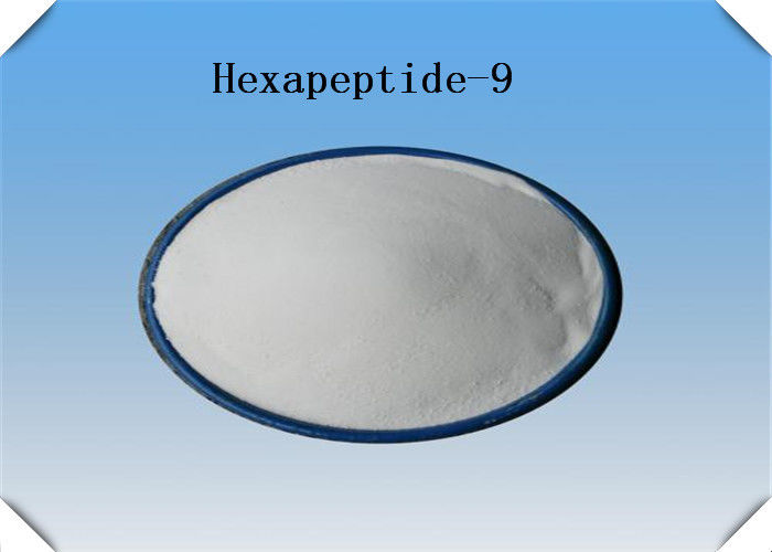 Hexapeptide 9 Cosmetic Raw Materials Collaxyl 1228371 11 6 Collagen Peptide III